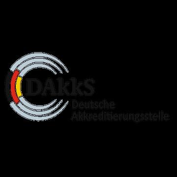 DAkkS Deutsche Akkreditierungsstelle Logo