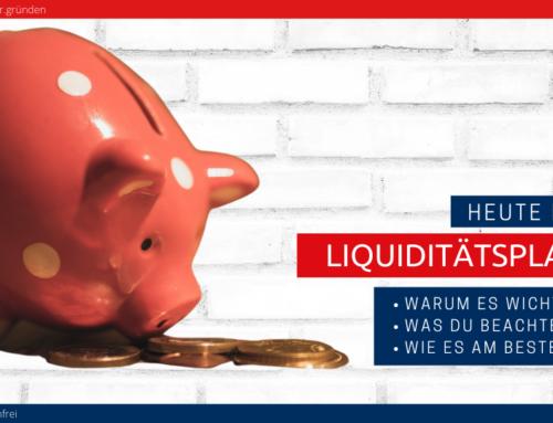 Liquiditätsplanung